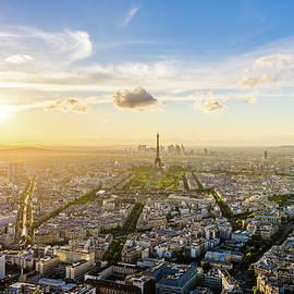 A Paris by Alexios Ntounas