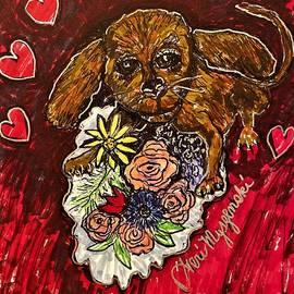A Perfect Valentines Day Gift  by Geraldine Myszenski