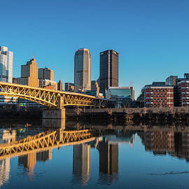 A Pittsburgh Reflection by Michael Hills