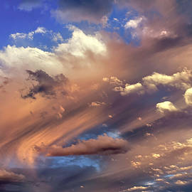 A Reno Evening Sky by Donna Kennedy