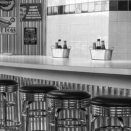A Seat at the Diner by Kathi Isserman
