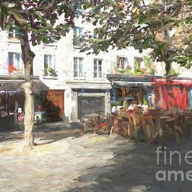 A Square in Paris by Lynn Bolt