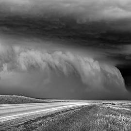 A Storm Approaches by Dan Ross