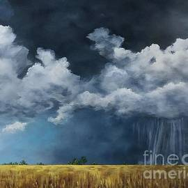 A Storms A Coming by Danett Britt