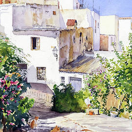 A Street in Ragol by Margaret Merry