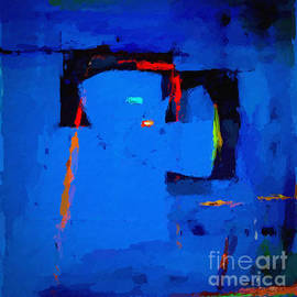 A Study in Blues by Terri Price