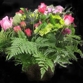 A Summer Bouquet by David Zimmerman