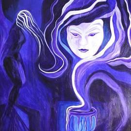 A Taste Of Grief by Carolyn LeGrand