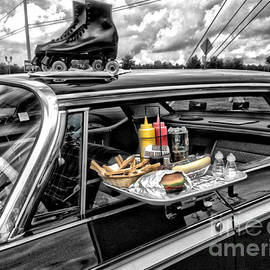 A time for fast food  by Louise Lavallee