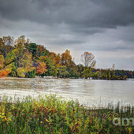 A Touch of Autumn by Deborah Klubertanz