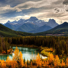 A touch of Bow Valley Gold by James Anderson