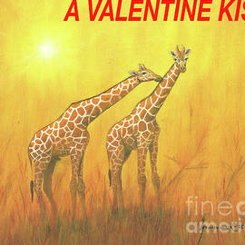 A Valentine Kiss by Jerome Stumphauzer