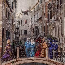 A Venetian Christmas Story by Robin Yong