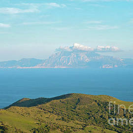 A view of Morocco across the Strait of Gibraltar by Beautiful Things