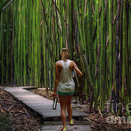 A Walk thru the Bamboo by RJ Bridges