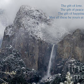 A Yosemite Christmas by Norma Brandsberg