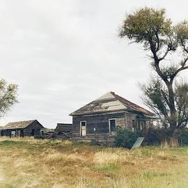 Abandoned Farmhouse in Govan by Jerry Abbott