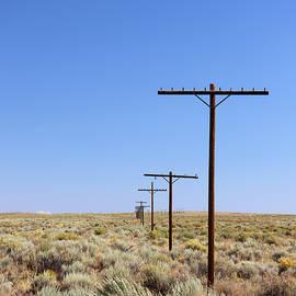 Abandoned Route 66 - Power of Memory by Matt Richardson