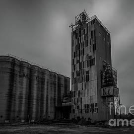 Abandoned Texas Grain Mill by Paul Quinn