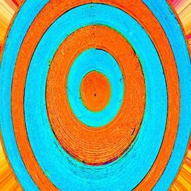Abstract circles by MatzyDesign