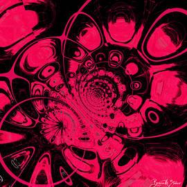 Abstract Colorplay - Series #27 by Barbara Zahno