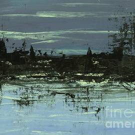 Abstract Landscape #2 by PJ Lewis