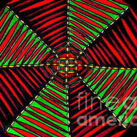 Abstract Octagon by Neal Alicakos