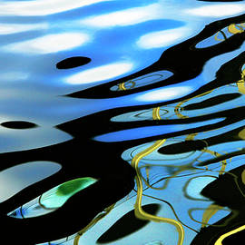 Abstract Reflections by Angelika Vogel
