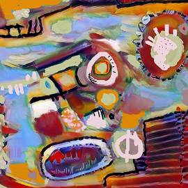 Abstract Untitled 01022021afaa by G Wilson