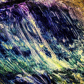 Abstracts of waves  by Rick Reesman