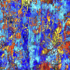 Abstracts Special Effects 5A / Rock The Party  by Catalina Walker