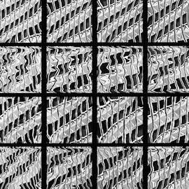 Square - Abstritecture 50 by Stuart Allen