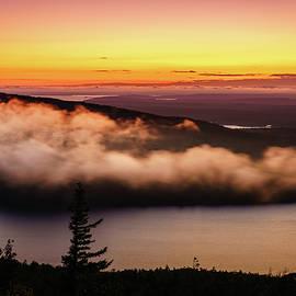 Acadia twilight by Alexey Stiop