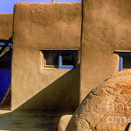 Acoma Pueblo New Mexico 3 by Bob Christopher