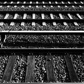 Across The Tracks by Hugh Warren