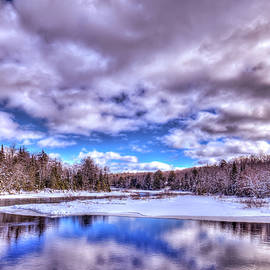 Adirondack Snow by David Patterson