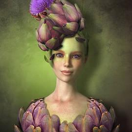 Adorable Artichoke by Britta Glodde