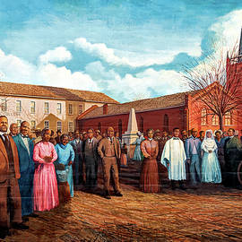 African American Contributions by Maria Coulson