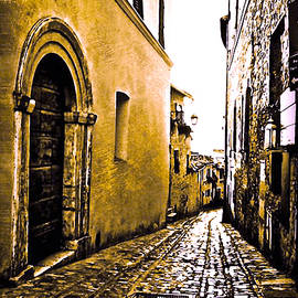 After the Rain Todi Italy by Femina Photo Art By Maggie