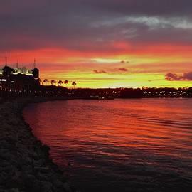 Afterglow  by Joseph Schofield