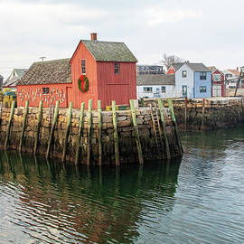 Afternoon Reflection at Motif #1 by Jeff Folger