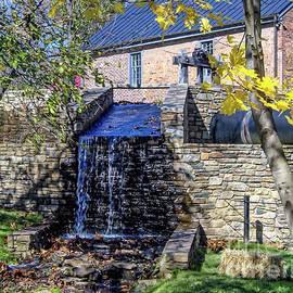 Aldie Mill Overflow by Richard Thomas