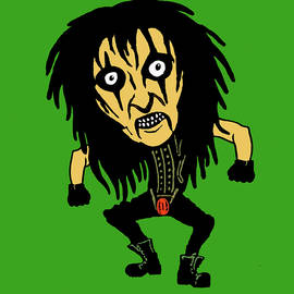 Alice Cooper by Chris Lowe