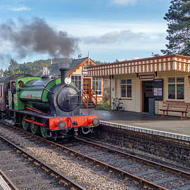 All Aboard at Weybourne by Jim Key