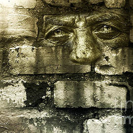 All in all you're just another brick in the wall by Kira Bodensted
