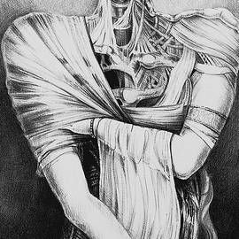 Allegory of Woman by Yvonne Wright