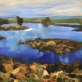 Alnmouth  by Sandra Haney