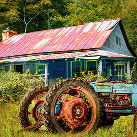 Along the Country Roads by Debra and Dave Vanderlaan