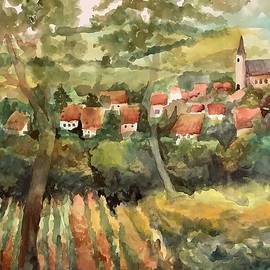 Alsace by James Huntley