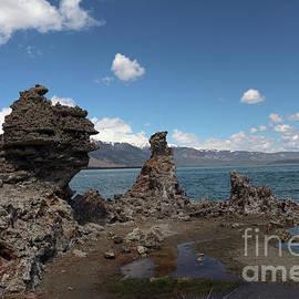 Amazing Tufa Stone Formation by Christiane Schulze Art And Photography